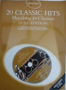 20 Classic Hits Playalong Clarinet. Guest Spot Series with C.D