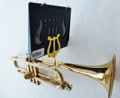 Plastic Folio folder for Lyre