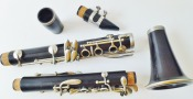 Selmer Console Bb Wooden clarinet