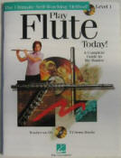 Play Flute Today. Hal Leonard.