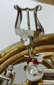 Budget Trumpet/ French Horn Lyre lead pipe Clamp on lyre