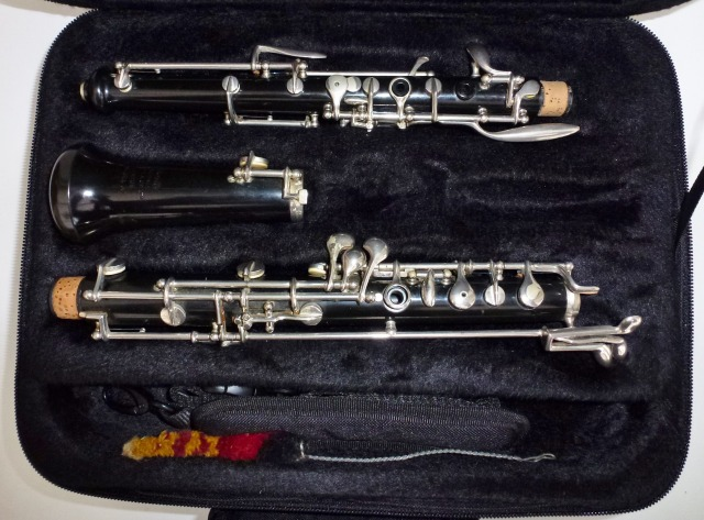 second hand double reed instruments oboes and cor anglais dave ballard musical instruments. Black Bedroom Furniture Sets. Home Design Ideas
