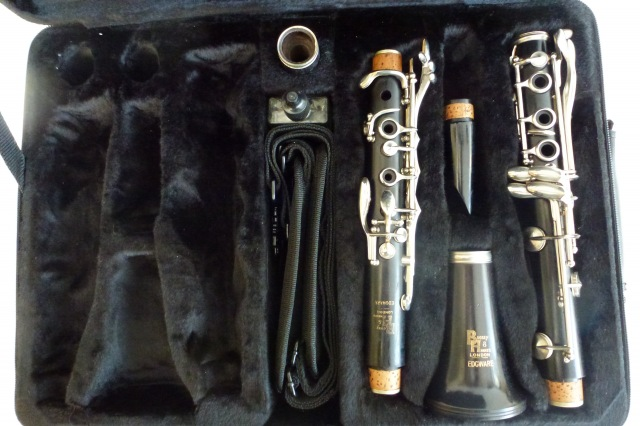 b h edgeware a wooden clarinet second hand clarinets clarinets dave ballard musical. Black Bedroom Furniture Sets. Home Design Ideas