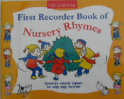First Recorder Book of Nursary Rhymes